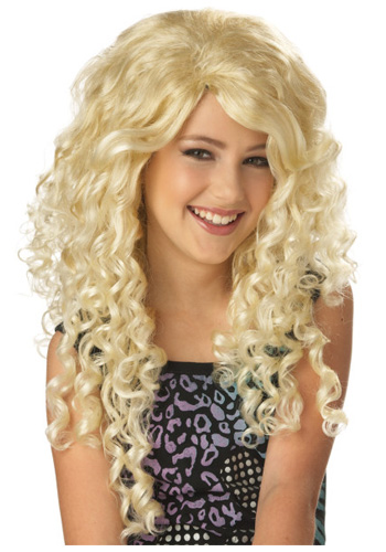 how to make taylor swift curls. Taylor Swift costume!