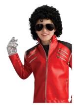 Boys Silver Michael Jackson Glove