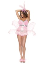 Sexy Showgirl Pink Flamingo Costume