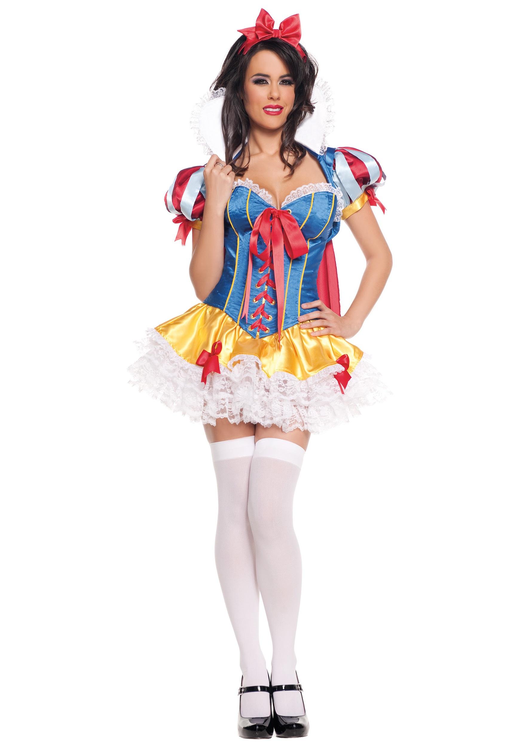 Princess sexy costume
