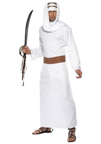 Arabian Elder Costume