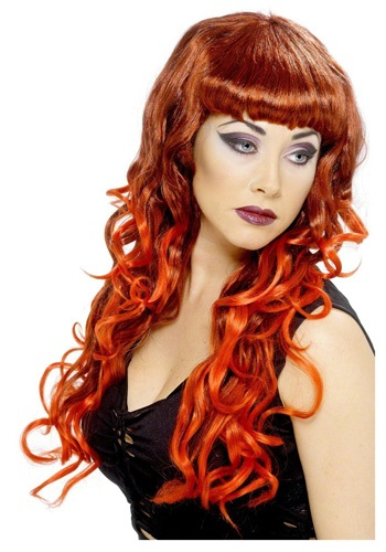 Smoking Hot Red Hair Wig