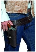 Western Gunman Cowboy Belt