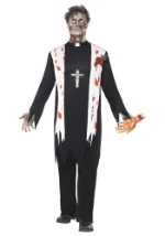 Zombified Priest Costume