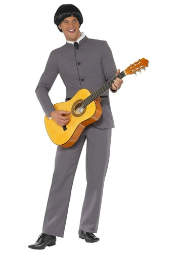 Iconic Fab Four Costume