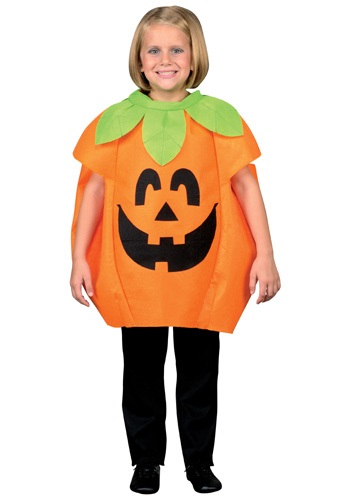 Child Darling Pumpkin Costume