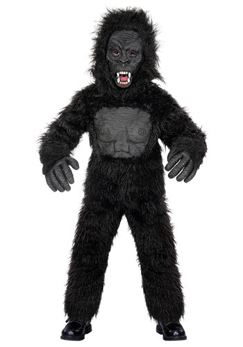 Kids Gorilla Suit
