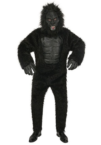 Gorilla Teen Costume