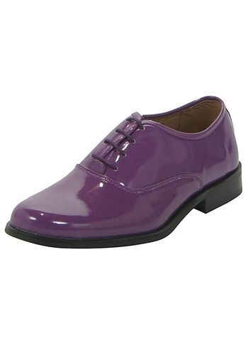 Formal Plum Purple Shoes