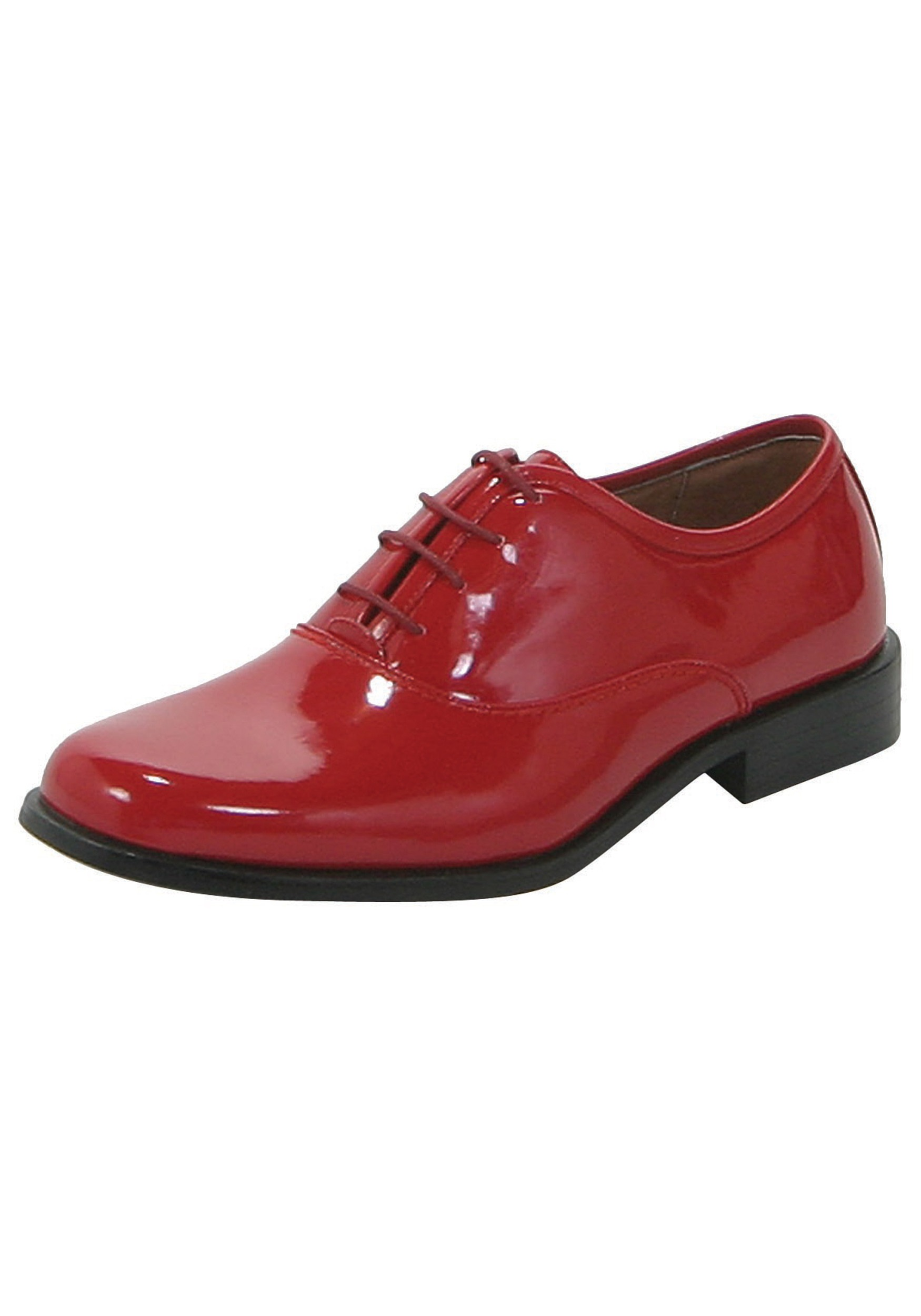 Zoot Suit Gangster S Red Shoes Gangster Shoes And
