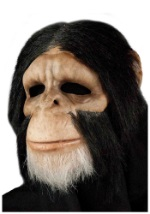 Scary Chimp Mask