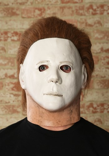 Lifelike Michael Myers Mask