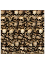 Sea of Skulls Backdrop