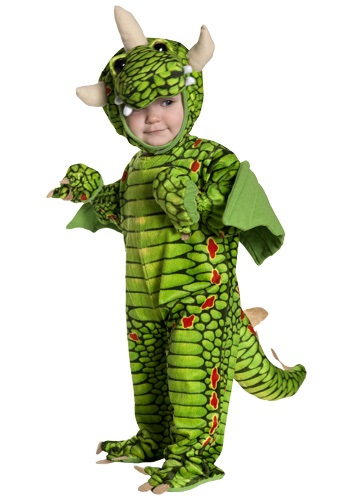 Boys Toddler Dragon Costume