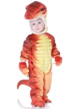 Kids Little Rust T-Rex Costume