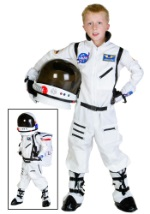 Child NASA White Astronaut Costume