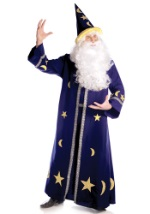 Magical Wizard Costume
