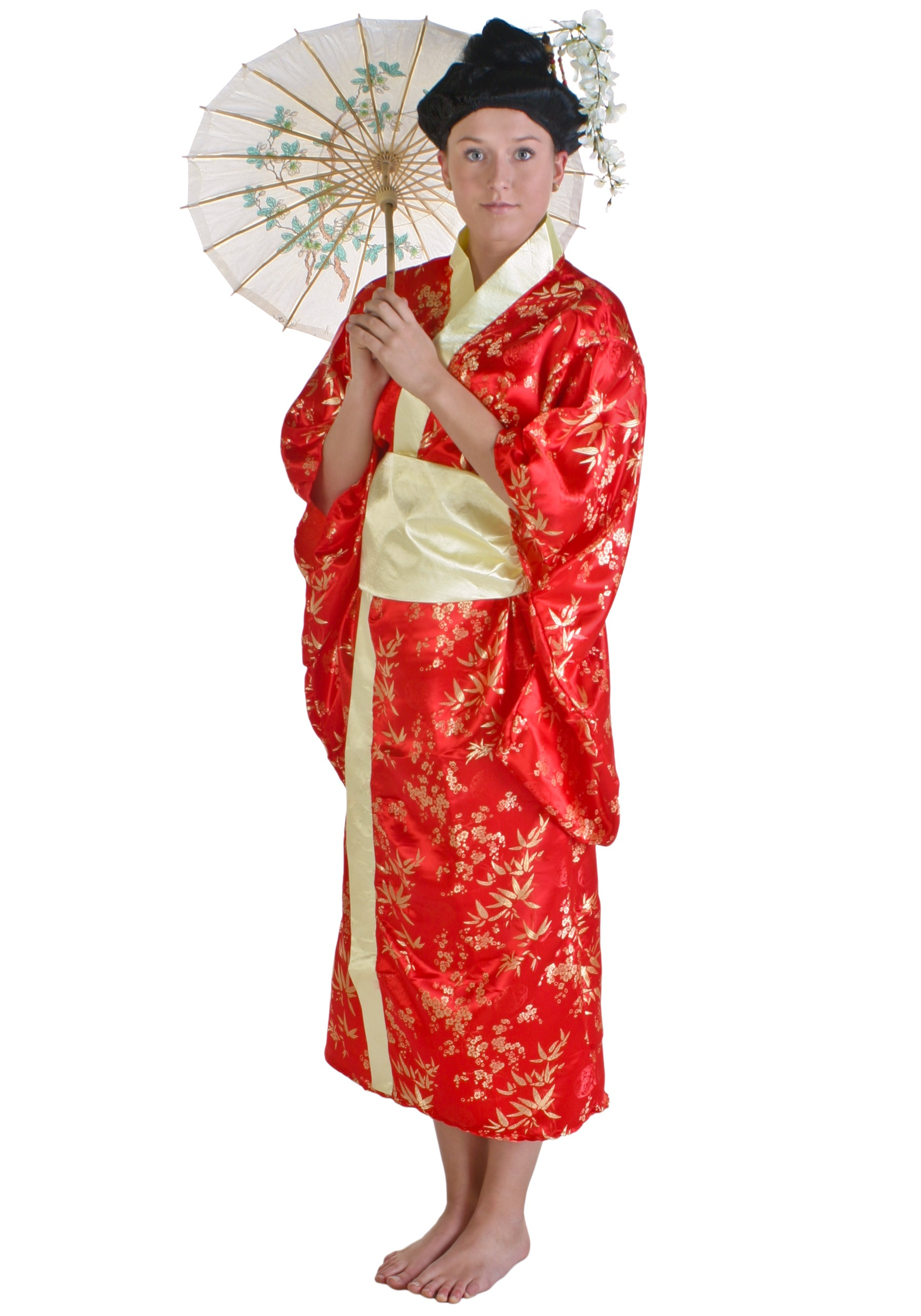 geisha outfits Womens dress costumes