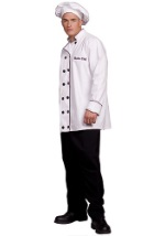 Mens Master Chef Costume
