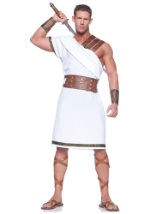 Plus Roman Gladiator Costume