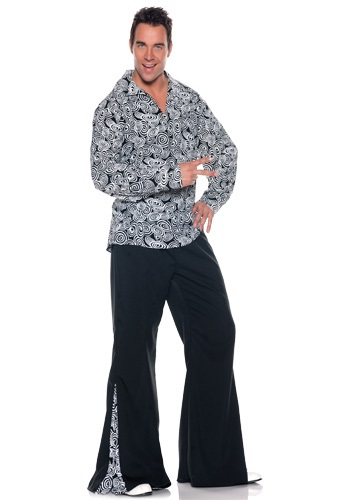 Funky Disco Dude Plus Size Costume