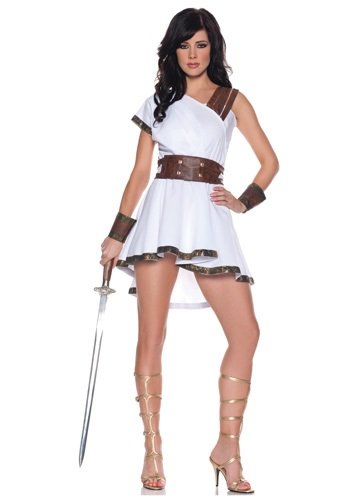 Greek Goddess Olympia Costume