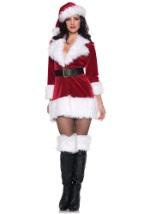 Sexy Christmas Santa Claus Costume