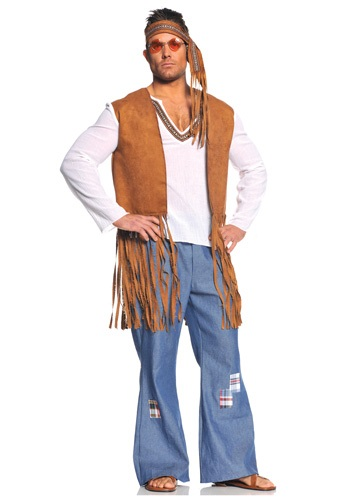 Hippie Hitchhiker Costume