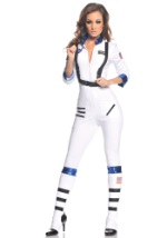 Sexy Space Astronaut Uniform