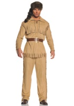 Historical Frontier Man Costume