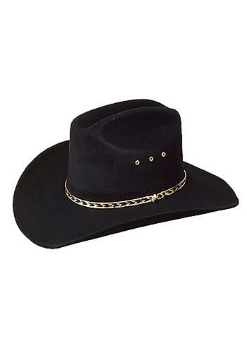Black Western Hat - Cowboy Black Hats Accessories 435a3eb1fa1