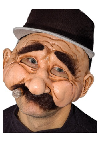 Wrinkly Stan the Man Mask