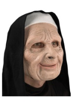 The Town Nun Movie Mask