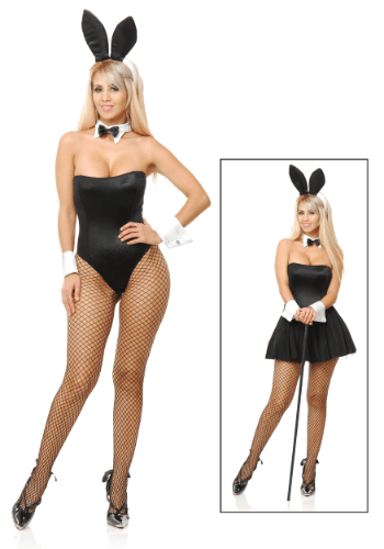 Sexy Retro Playtime Bunny Costume
