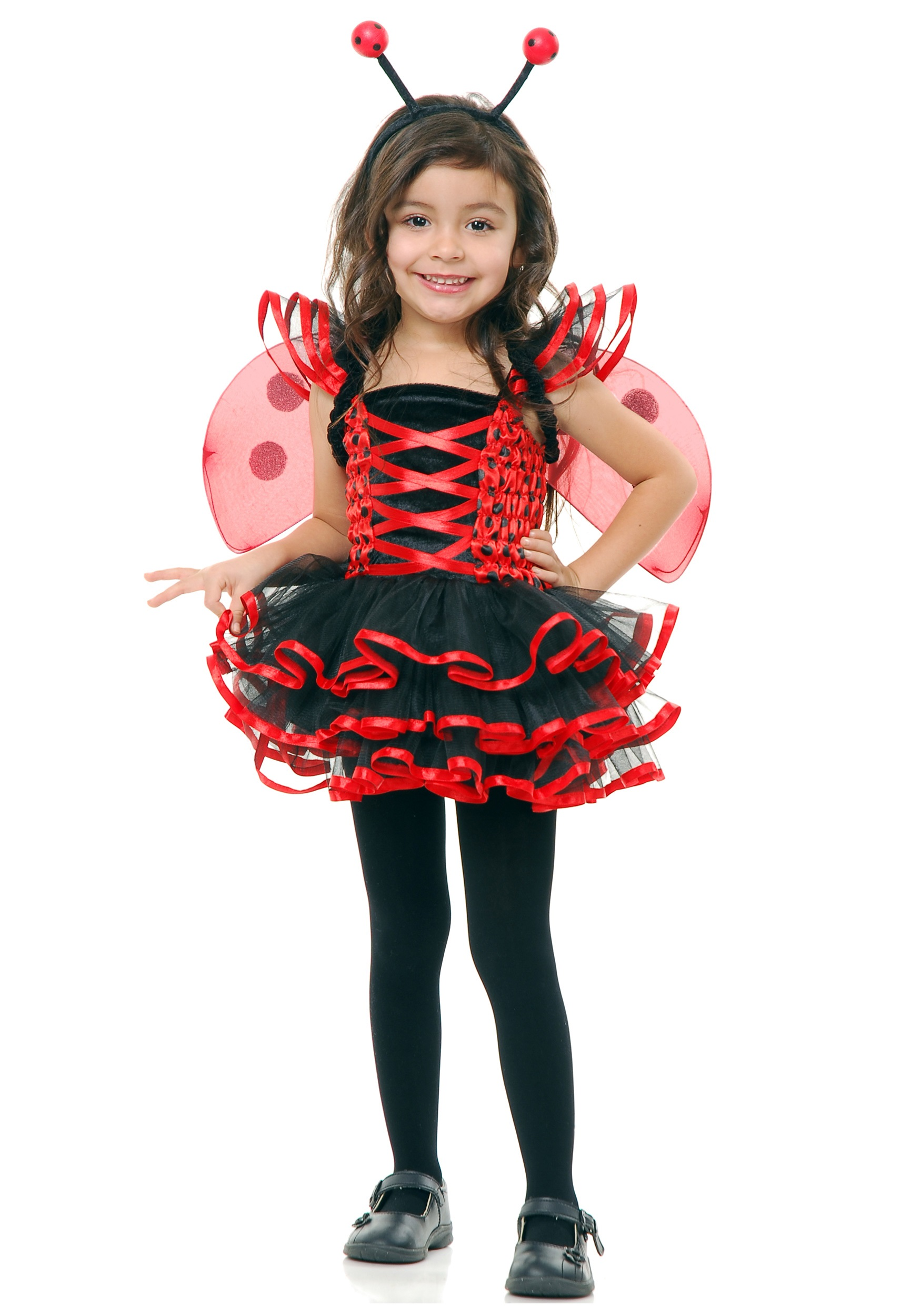 dfea8a23d Toddler Lady Bug Sweetie Costume - Girls Insect Tutu Costumes