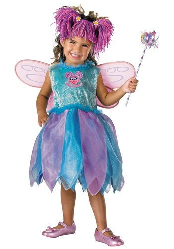 Deluxe Abby Cadabby Muppet Costume
