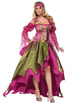 Garden Fairy Plus Size Costume