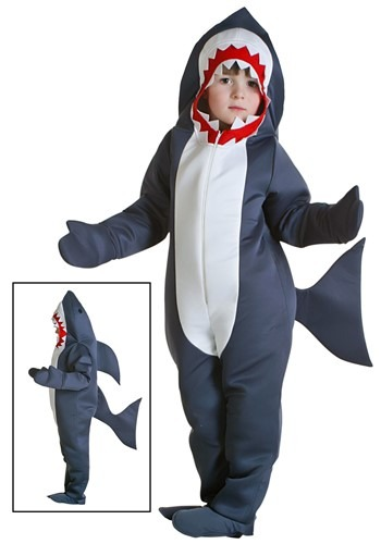 Toddler Great White Shark Costume