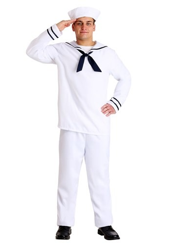 Teen Male Sailor Costume
