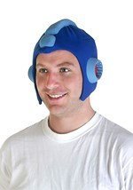 Mega Man Fleece Helmet