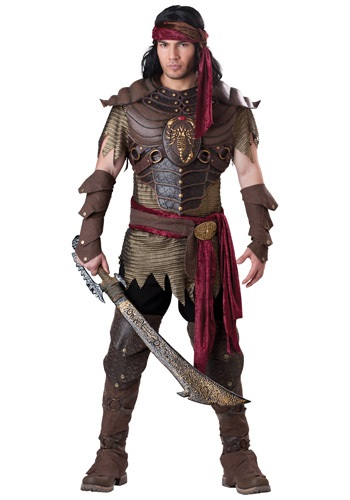 Deadly Scorpion Warrior Costume