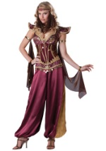 Desert Princess Genie Costume