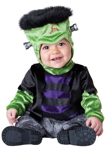 Infant Franken Monster Costume