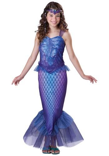 Tween Mystery Mermaid Costume