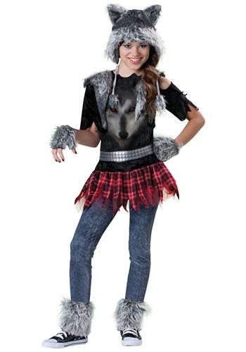 Tween Wolf Costume