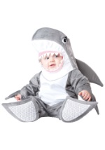 Infant Funny Shark Costume