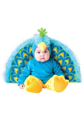 Infant Peacock Costume