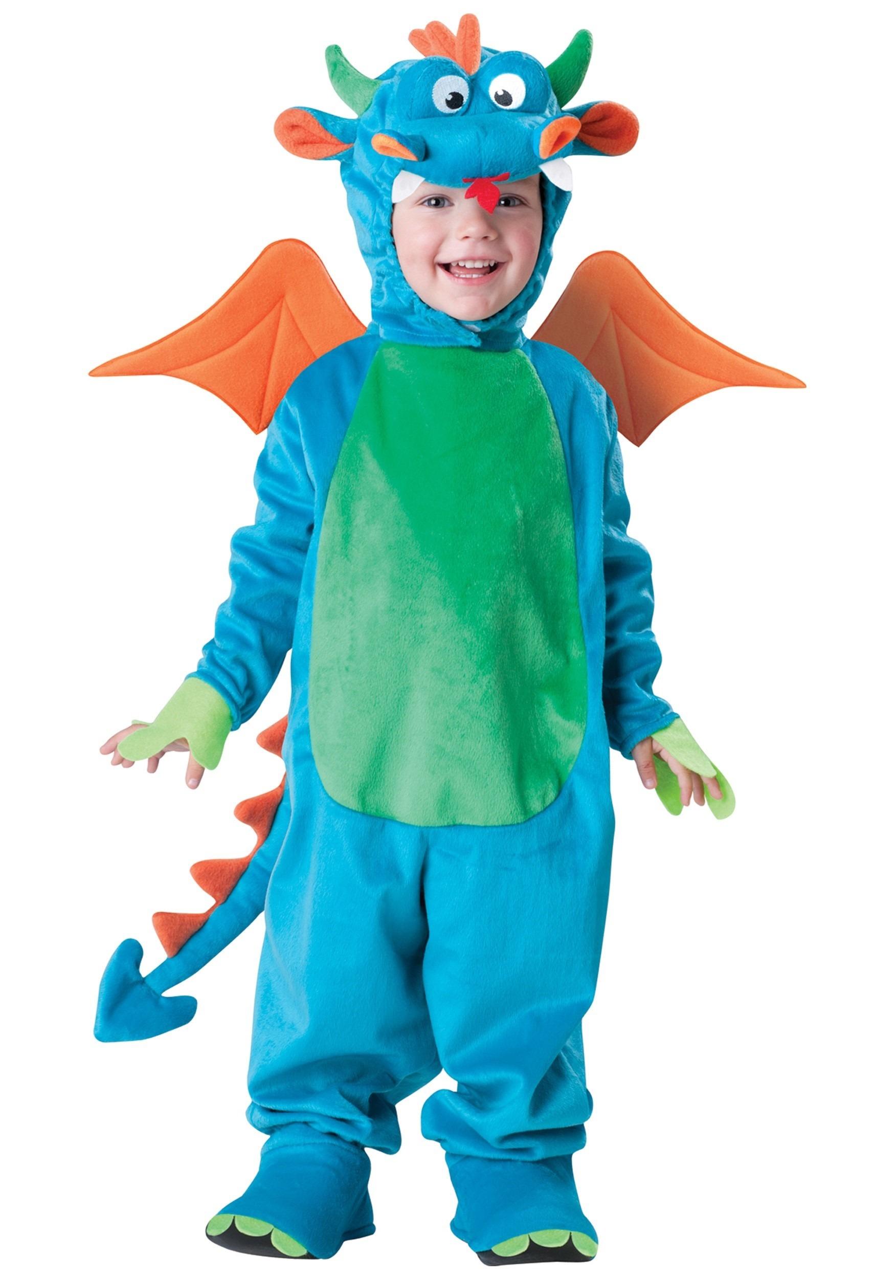Toddler Dinky Dragon Costume  sc 1 st  Halloween Costume & Toddler Dinky Dragon Costume - Child Dragon Dinosaur Costume Ideas