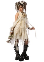 Plus Size Womans Gothic Mummy Costume