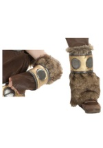 Child Viking Leg and Arm Warmers Set